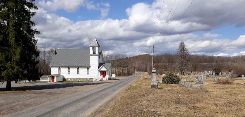 Spring Break Goes Rural
