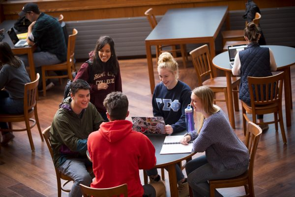 College Students Blend Academics and Service in Rural Churches