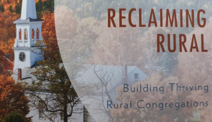 Putting Rural Ministry in Its Place: A Review of Allen T. Stanton's Reclaiming Rural.